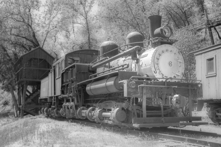 Disused Train