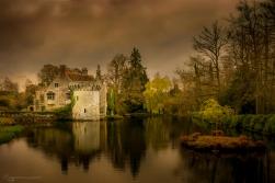 Old Scotney Castle