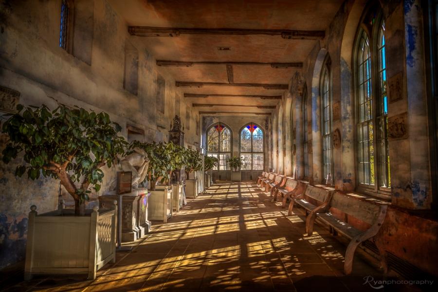 Orangery Knole Interior Photography