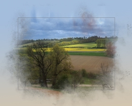 Bodiam Castle View