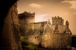 Outbuildings at Dover Castle