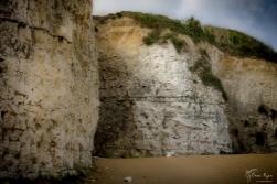 The cliffs of Joss Bay