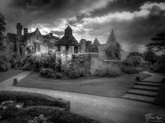 Nymans House and Ruins