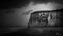 The cliffs at Joss Bay