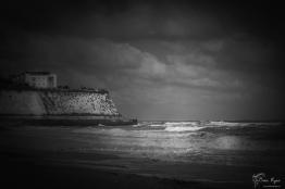 Waves at Joss Bay in Kent