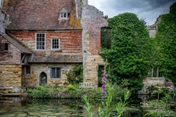 Old Scotney Castle