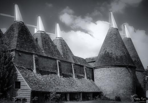 Oast Houses at Sissinghurst Castle