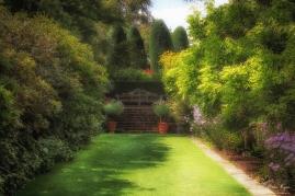 The gardens of Sissinghurst.