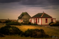 Beach house at Dungeness
