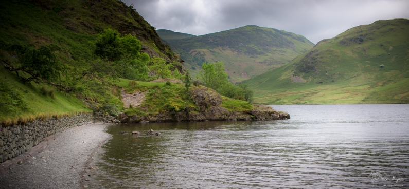 Buttermere Lake near Whitehaven, Cumbria