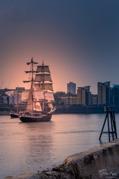 Greenwich Tall Ships