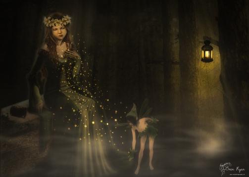 Medieval Fantasy Forest