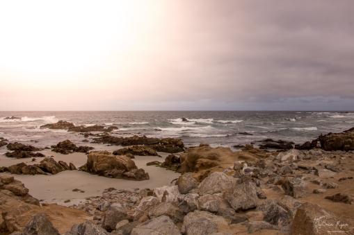 Pacific Coastline