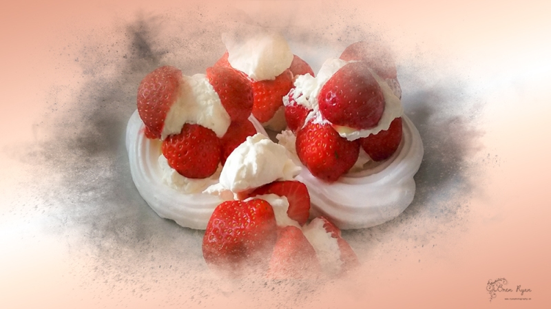 strawberries and cream-Edit