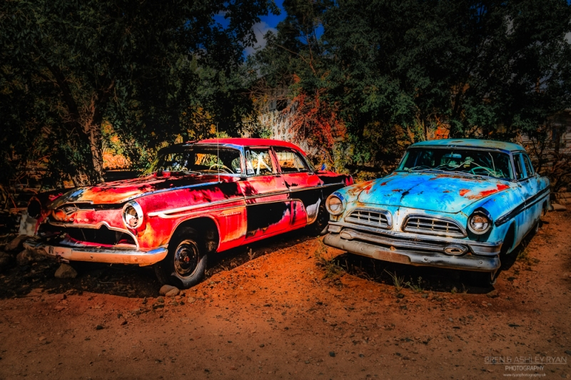 Hackberry Cars