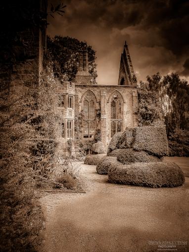 Nymans Ruins