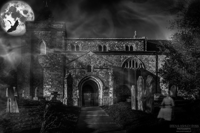 St Margaret's Church - High Halstow
