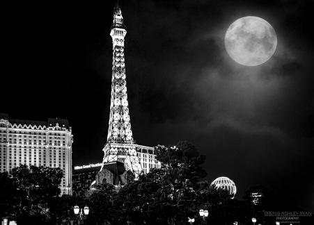 The Eiffel at Las Vegas