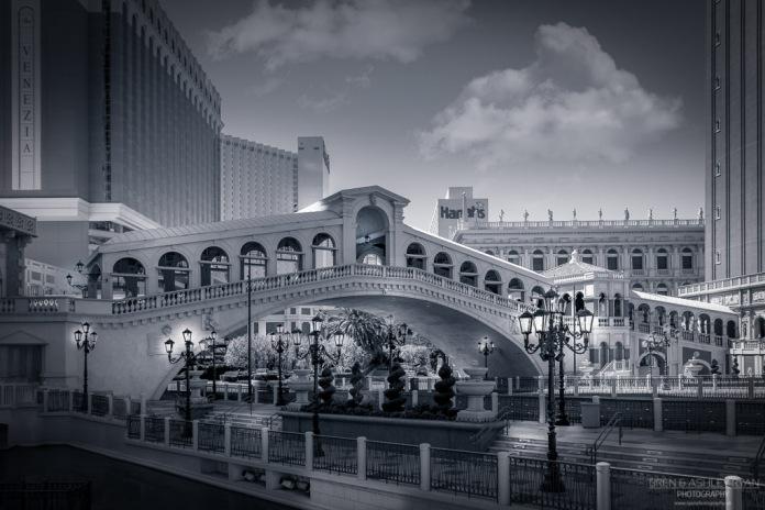 Venetian Walkway