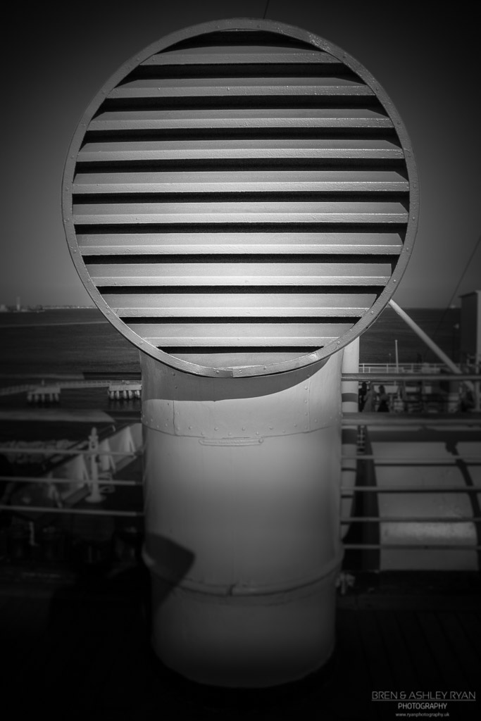 Queen Mary Funnel