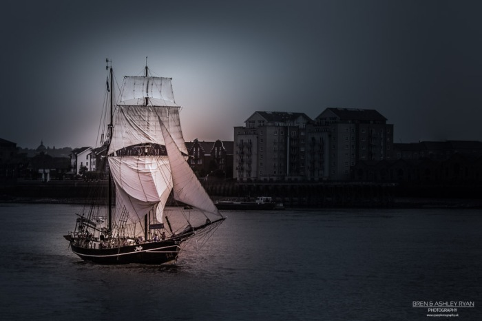 Greenwich Tall Ship