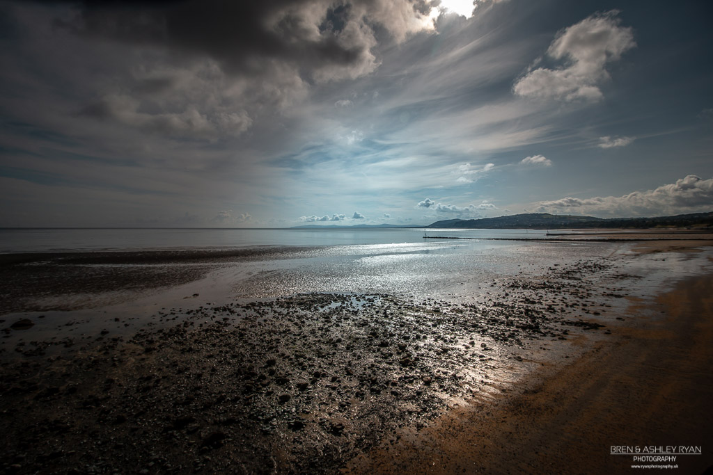 Colwyn Bay in Wales