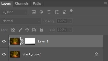 Motion blur - layers