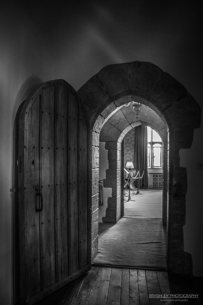 Leeds Castle Door