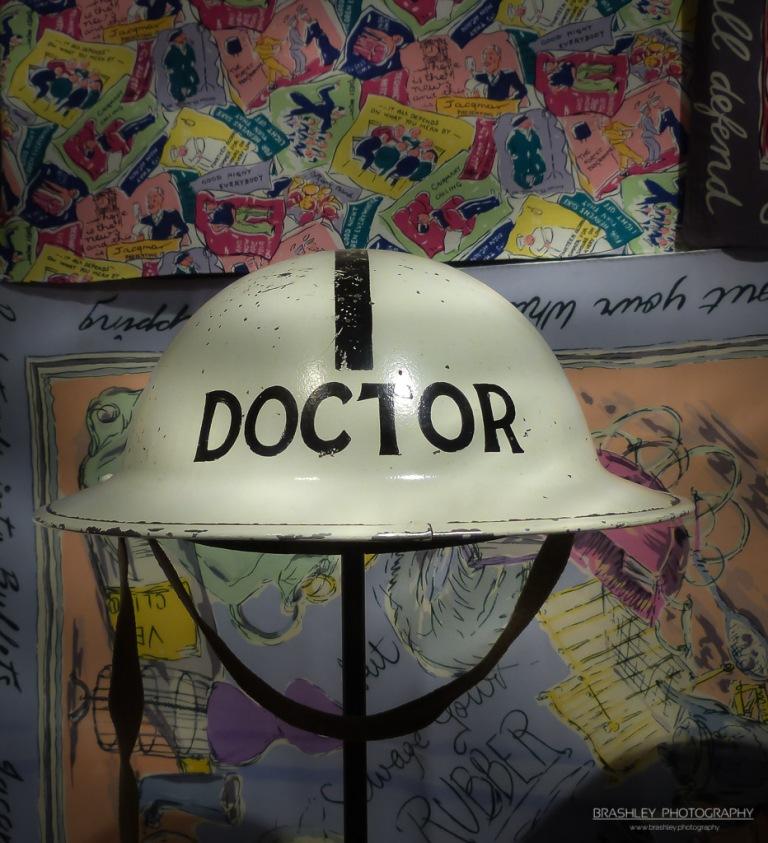 Dcotor's Helmet