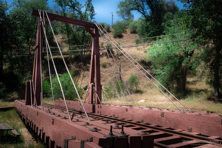 Rail Turntable
