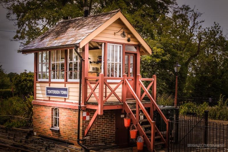 Tenterden Town Signal Box