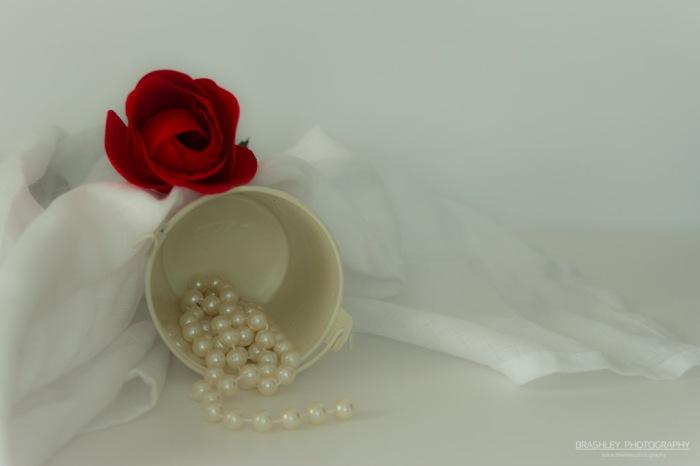 Bucket of pearls