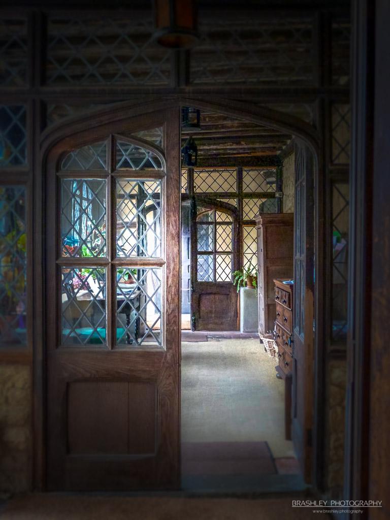 Ightham Mote Doors