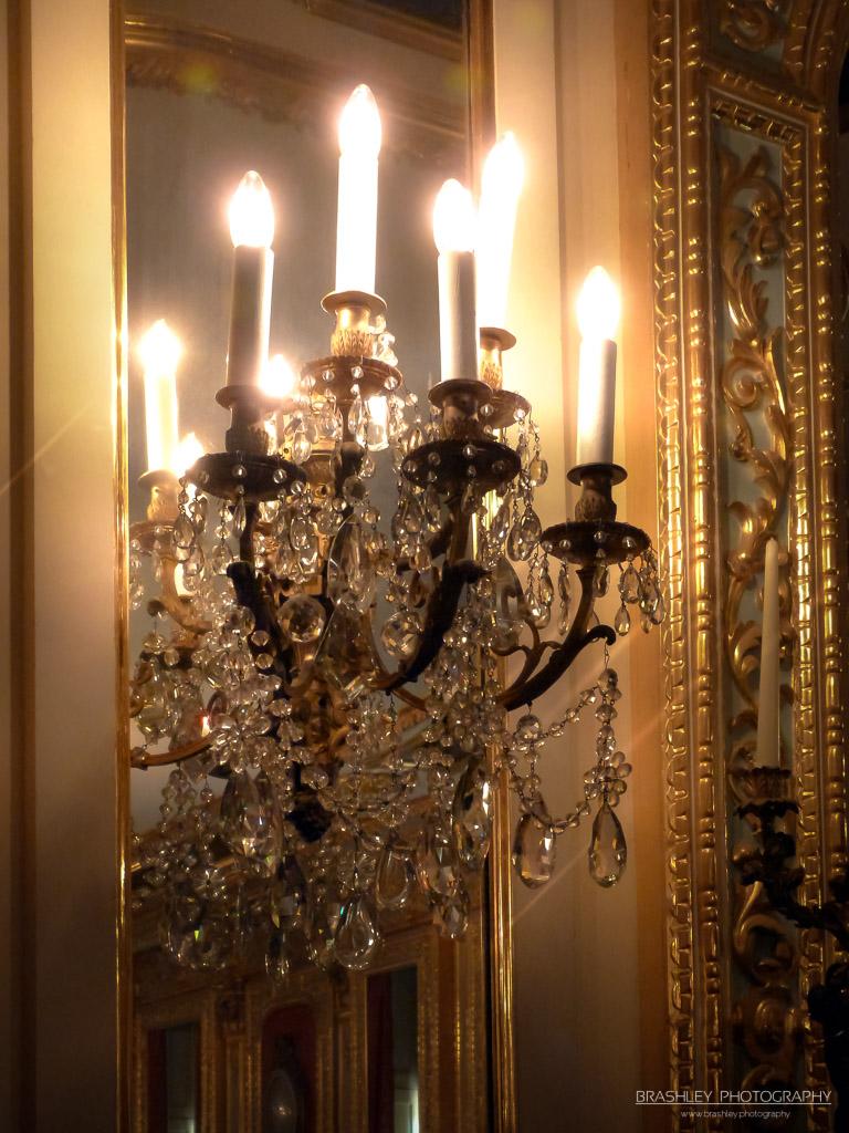 Polesden Lacey Mirror