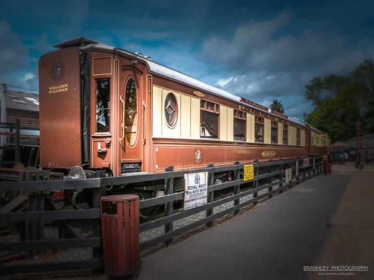 Pullman Train Door