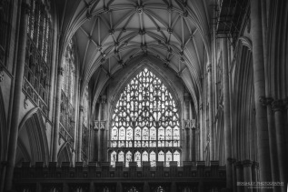 Photographed at York Minster in York.