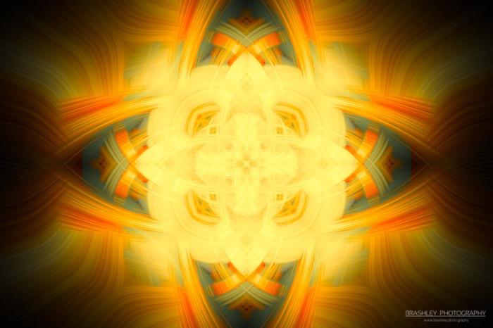 Yellow Twirl