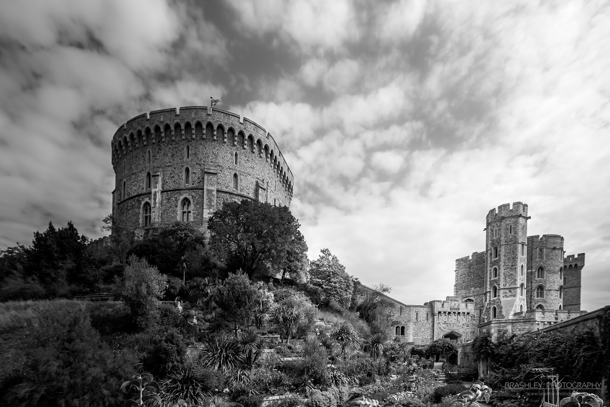 Mid-Week Monochrome #57 – Windsor Castle
